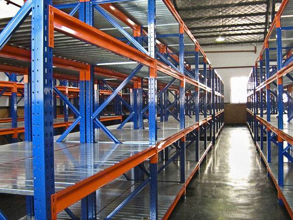 racks carga manual, picking